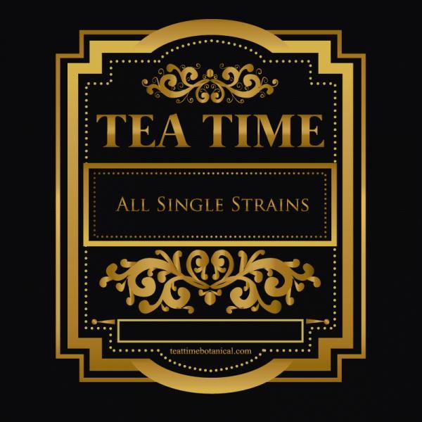 Teatime Botanical THC CBD Products